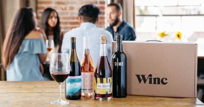 Winc Wine Club is listed (or ranked) 1 on the list The Best Monthly Wine Subscriptions, Ranked
