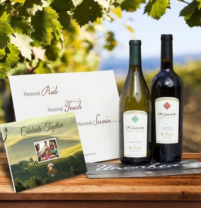California Wine Club's Cas... is listed (or ranked) 3 on the list The Best Monthly Wine Subscriptions, Ranked