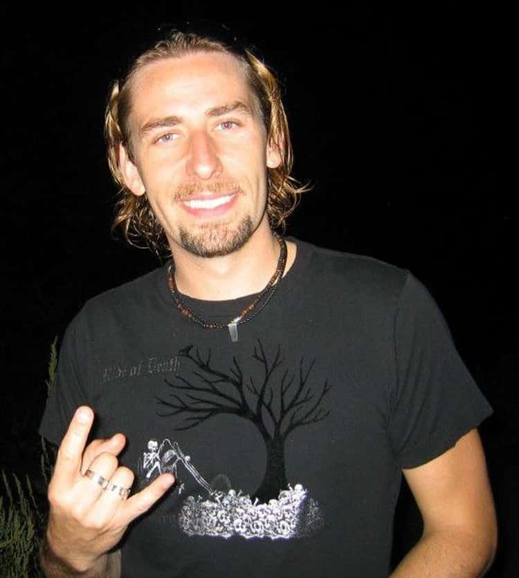 Kroeger Knows That A Lot Of People Think Nickelback is Stupid