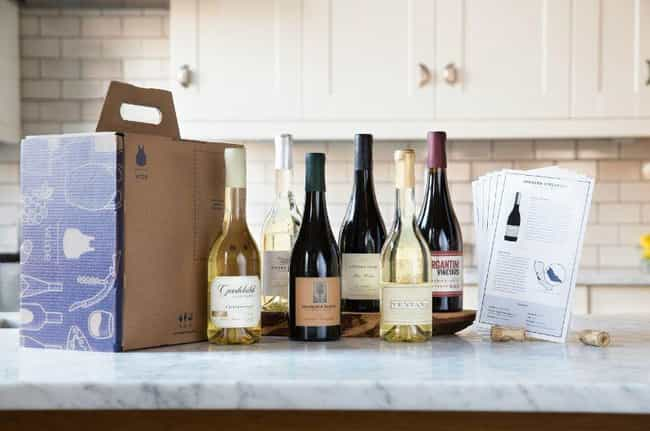 Blue Apron Wine is listed (or ranked) 4 on the list The Best Monthly Wine Subscriptions, Ranked
