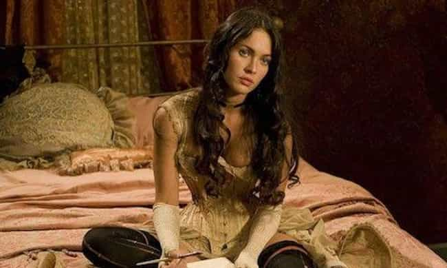 She's Been In Really Bad M... is listed (or ranked) 4 on the list Whatever Happened To Megan Fox?