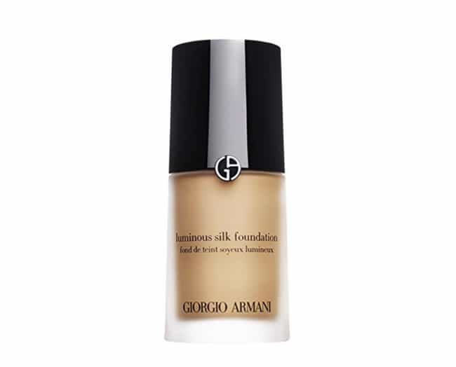 Luminous Silk Foundation By Gi... is listed (or ranked) 4 on the list Professional Makeup Artists Swear These Are The Best Foundations For Your Wedding Day