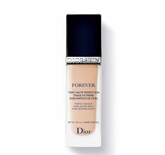 Diorskin Forever Perfect Makeu... is listed (or ranked) 2 on the list Professional Makeup Artists Swear These Are The Best Foundations For Your Wedding Day