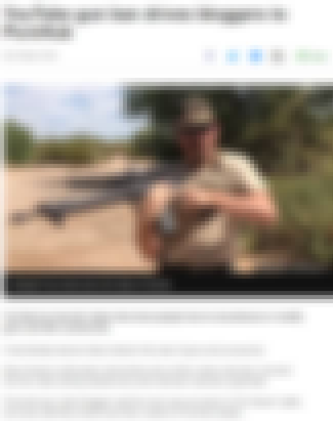 YouTube Gun Bans Drives Blogge... is listed (or ranked) 4 on the list WTF Headlines From March 17-23, 2018