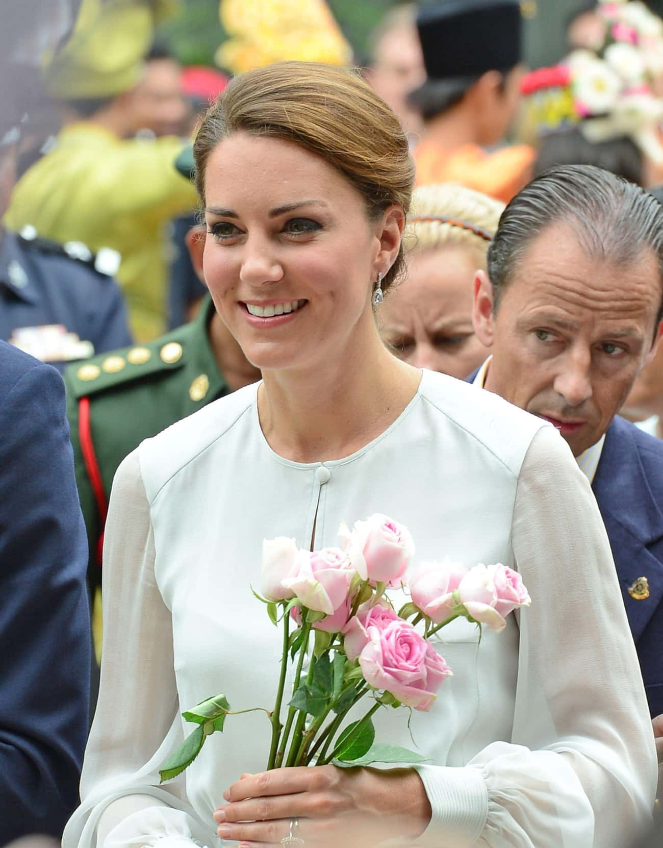 Pale Pink Is The Preferred Man is listed (or ranked) 4 on the list Bizarre Beauty Rules Women In The Royal Family Are Forced To Follow