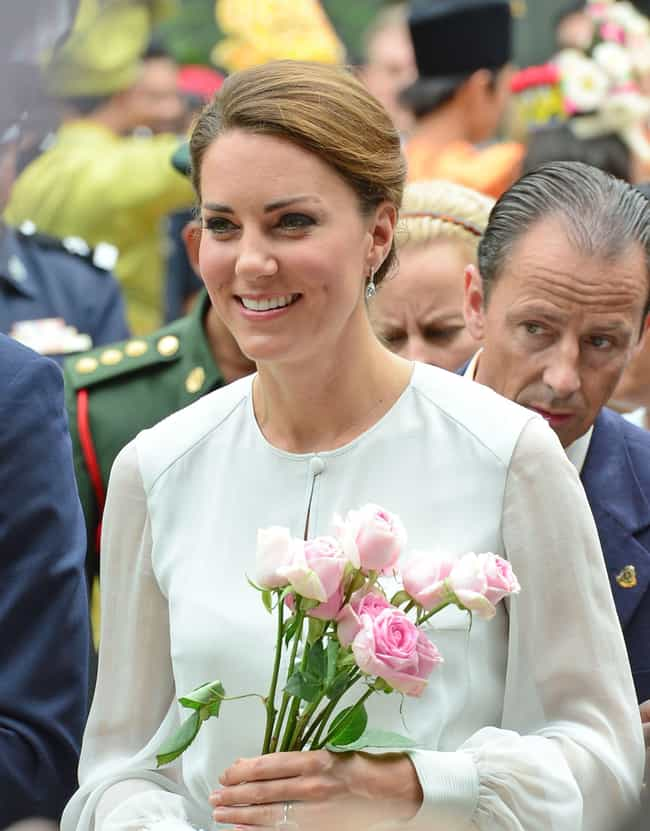 Pale Pink Is The Preferr... is listed (or ranked) 4 on the list Bizarre Beauty Rules Women In The Royal Family Are Forced To Follow