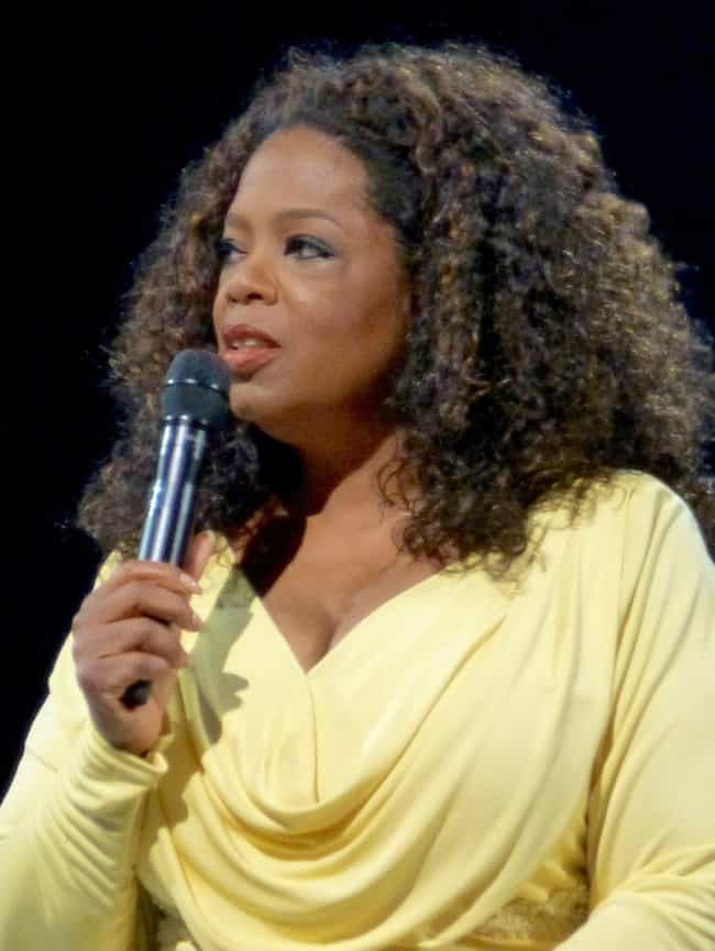 She Said Oprah Had A Hand In S... is listed (or ranked) 2 on the list Winning An Oscar For 'Precious' Nearly Destroyed Mo'Nique's Career