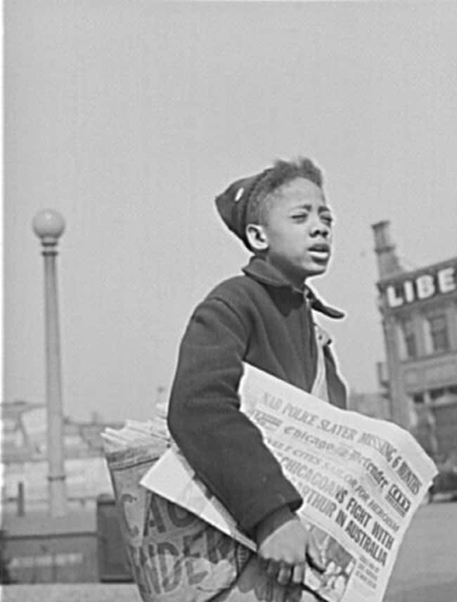 A Black Newspaper Called For P is listed (or ranked) 9 on the list Money Over Race: The Story of Sarah Rector, The Black Girl So Wealthy She Was Considered To Be White