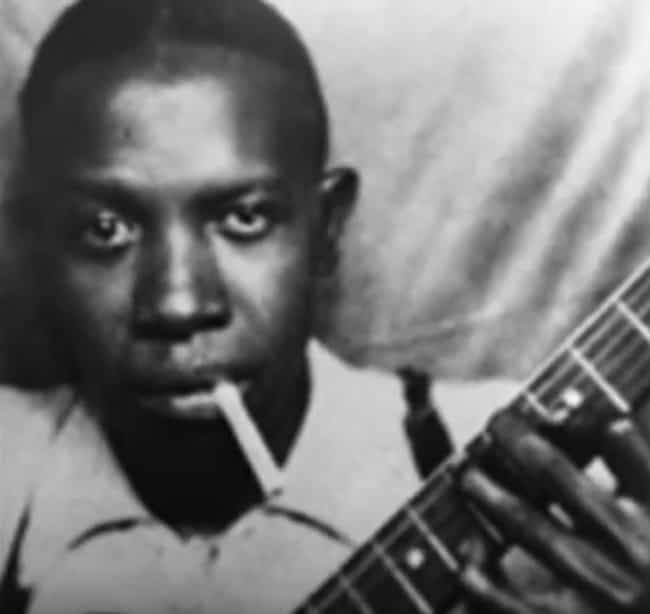 He Was A Terrible Guitar Playe... is listed (or ranked) 1 on the list Robert Johnson Is An Early Member Of The 27 Club, And His Death May Be Due To A Deal With The Devil