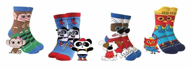 Panda Pals By Sock Panda... is listed (or ranked) 2 on the list The Best Subscription Boxes for Socks
