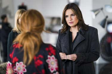 "An Episode About Parental Abuse Really ""Wrecked"" Mariska Hargitay"