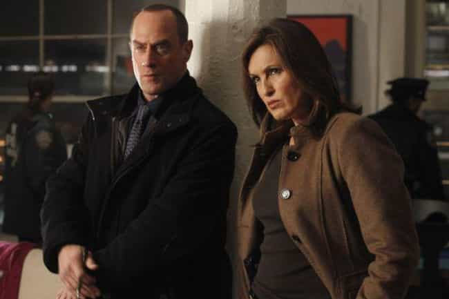 Christopher Meloni Didn't Want... is listed (or ranked) 4 on the list Behind-The-Scenes Secrets From 'Law & Order: SVU' That'll Make The Theme Song Play In Your Head