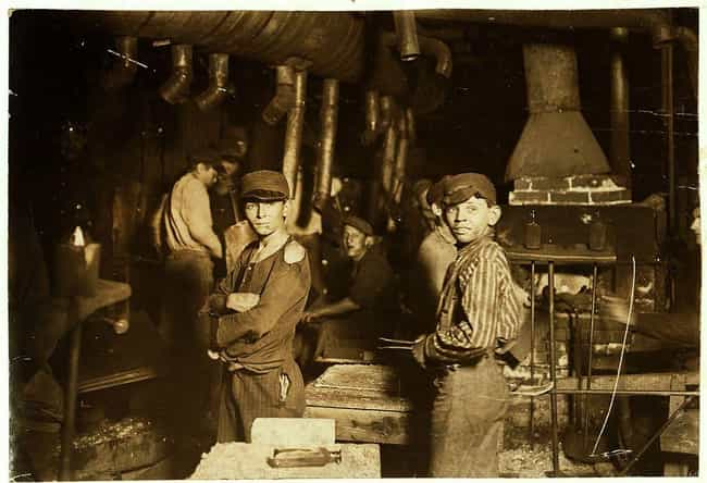 Child Labor Was A Popular Alte... is listed (or ranked) 4 on the list In 19th-Century Britain, People Hired Violent Child Gangs To Do Their Bidding