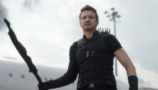 Hawkeye Will Become Ronin is listed (or ranked) 2 on the list Fan Theories About Where Hawkeye And Ant-Man Are During 'Infinity War'