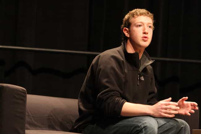 He Drives A Simple Black Acura is listed (or ranked) 7 on the list Weird Facts About Mark Zuckerberg Most People Don't Know