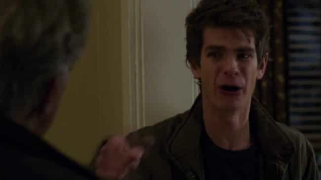 Garfield's Peter Parker Had Wa... is listed (or ranked) 1 on the list Here's Why Andrew Garfield Was A Better Spider-Man Than Tobey Maguire And Tom Holland