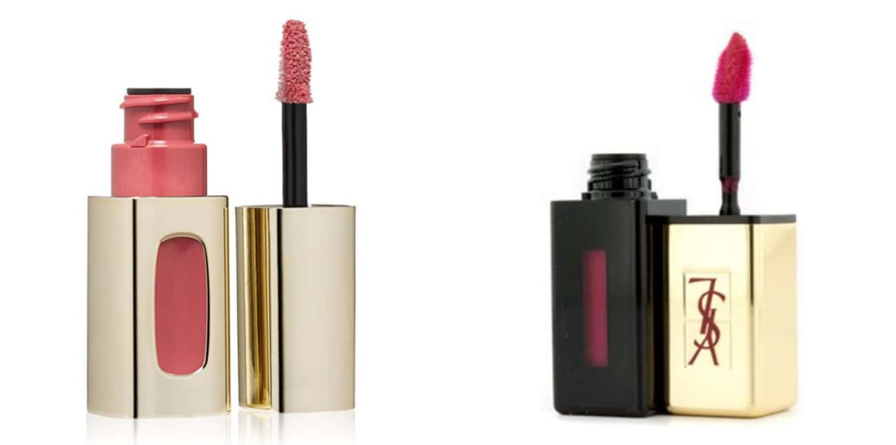 L'Oréal And YSL