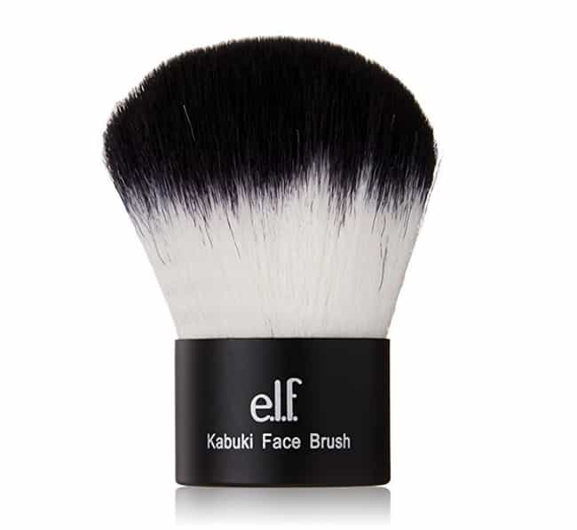 Kabuki Brush is listed (or ranked) 3 on the list We've Been Using Our Makeup Brushes Wrong This Whole Time