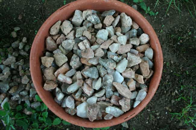 Supplying Students With Rocks is listed (or ranked) 1 on the list 10 Controversial Rules Schools Have Implemented To Try To Prevent Shootings