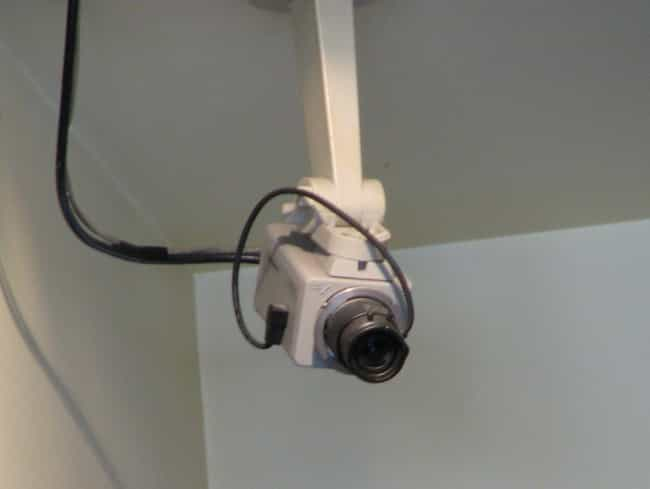 Installing Realtime Cameras In... is listed (or ranked) 4 on the list 10 Controversial Rules Schools Have Implemented To Try To Prevent Shootings