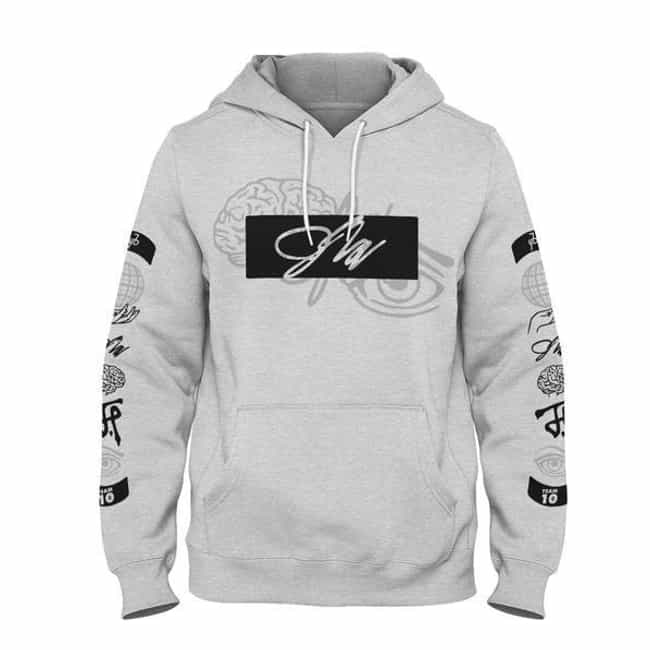 Jake Paul Mindset Hoodie... is listed (or ranked) 2 on the list The Best Jake Paul Merch For True J. Paulers