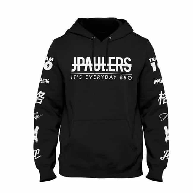 Jake Pauler Status Hoodi... is listed (or ranked) 3 on the list The Best Jake Paul Merch For True J. Paulers