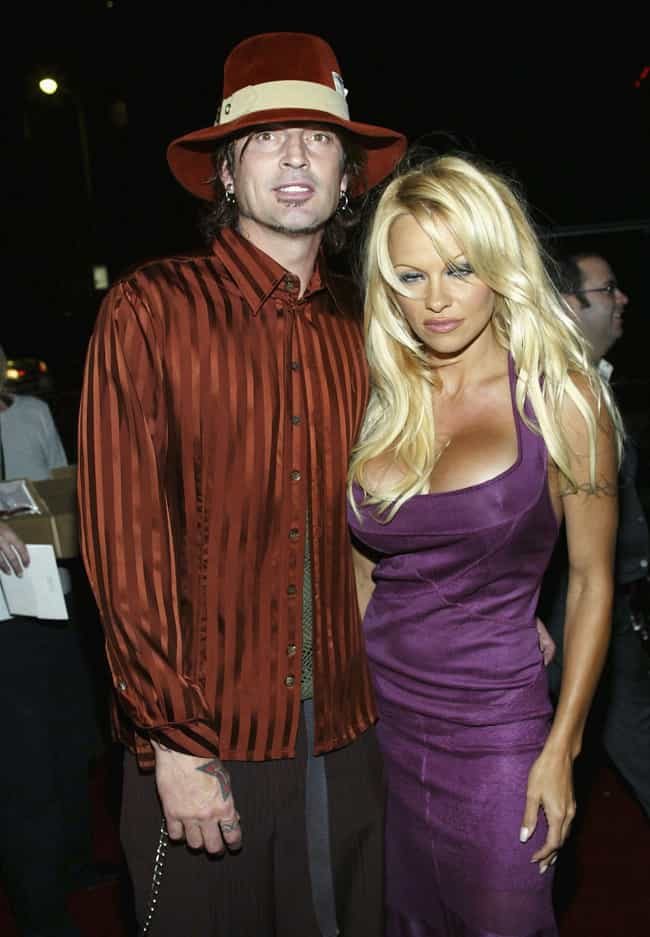 Pamela Anderson And Tommy Lee ... is listed (or ranked) 2 on the list How The Most Notorious Celebrity Sex Tapes Got Leaked