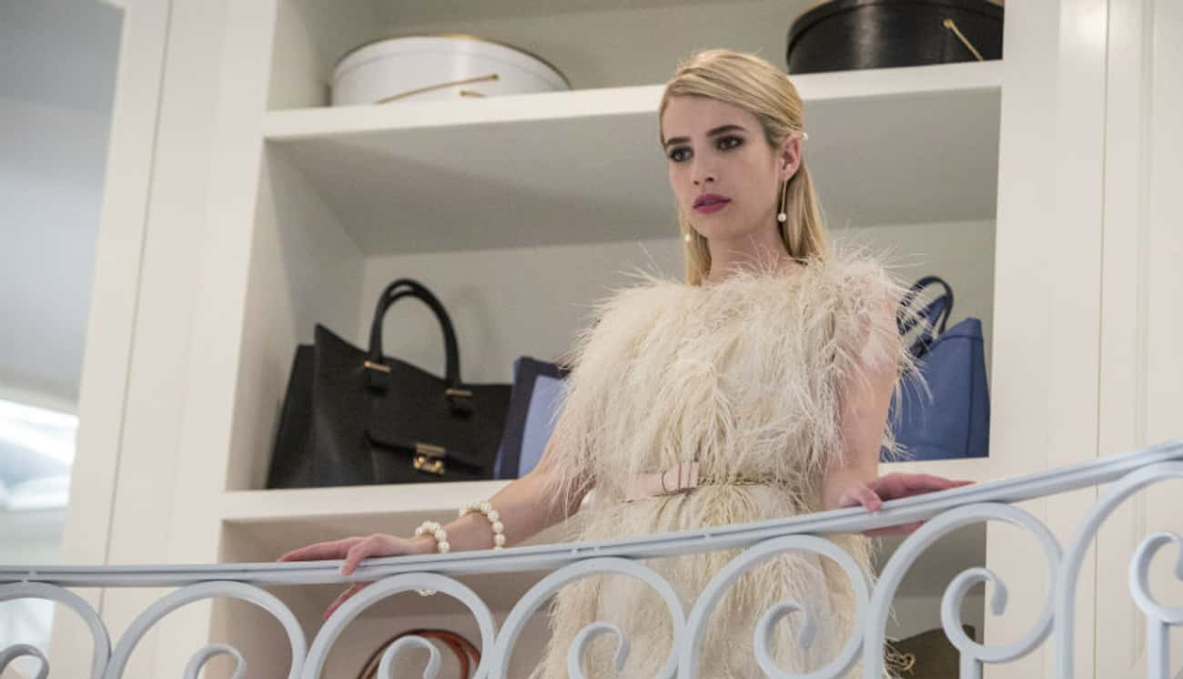 Aries (March 21 - April 19): Chanel Oberlin From 'Scream Queens'