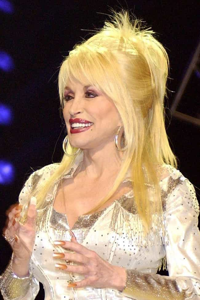 Dolly Parton Says Her Late Gra... is listed (or ranked) 3 on the list 10 Times The Supernatural Saved Lives And Served Up Justice