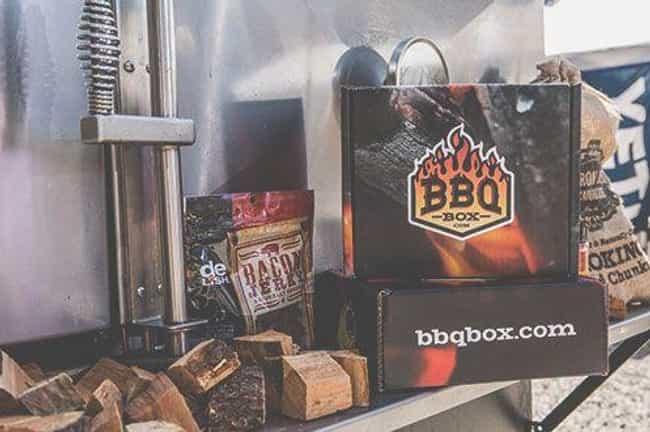 BBQ Box is listed (or ranked) 3 on the list The Best Subscription Boxes for Sauce Lovers