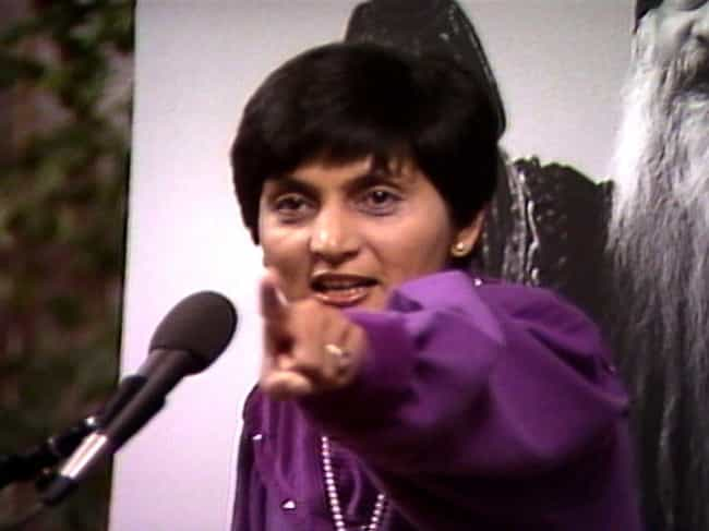 Ma Anand Sheela Is Believed To... is listed (or ranked) 2 on the list Netflix's New Docuseries Explores