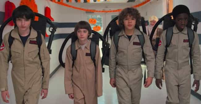 The Duffer Brothers Had ... is listed (or ranked) 3 on the list 16 Behind The Scenes Secrets From The Set Of 'Stranger Things'