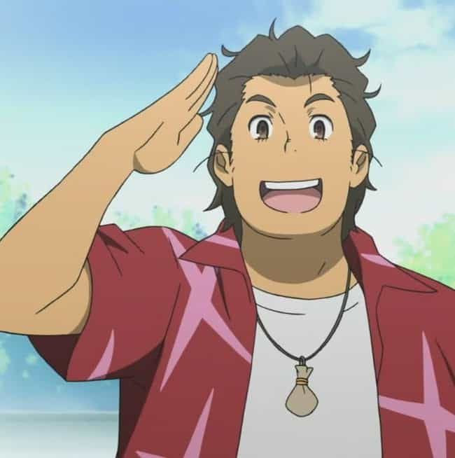 Not A One-Sided Affair ... is listed (or ranked) 3 on the list The Best Anohana: The Flower We Saw That Day Quotes