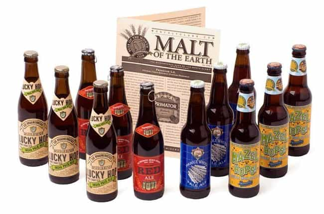 U.S. and International B... is listed (or ranked) 2 on the list The Best Subscription Boxes for Beer Drinkers