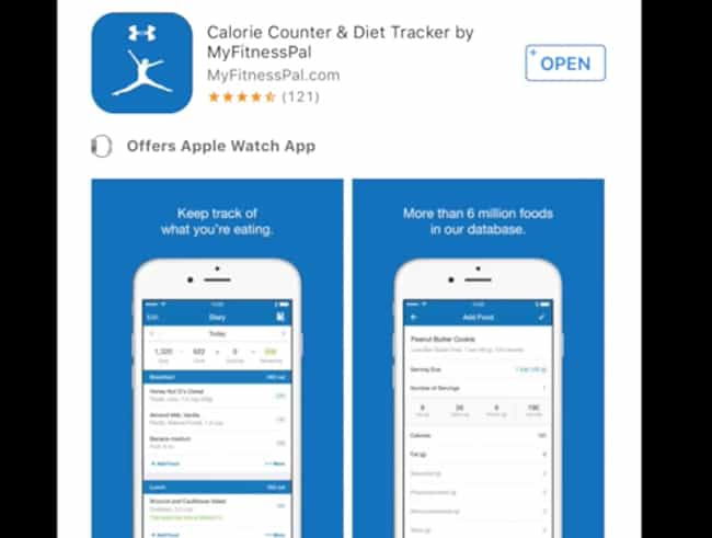 2018 - MyFitnessPal Hack is listed (or ranked) 2 on the list The Worst Consumer Security Breaches of All Time
