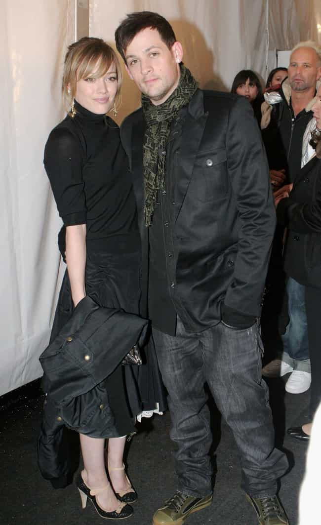 She Dated Joel Madden Of Good ... is listed (or ranked) 3 on the list Whatever Happened To Hilary Duff?