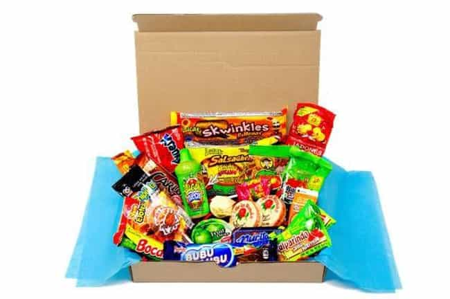 MexiCrate is listed (or ranked) 4 on the list The Best Subscription Boxes for International Snacks