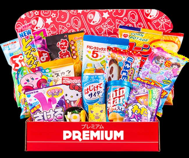 JapanCrate is listed (or ranked) 3 on the list The Best Subscription Boxes for International Snacks