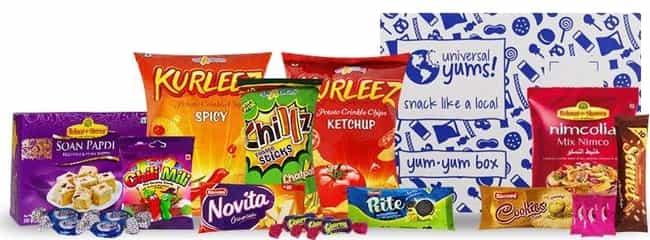 Universal Yums is listed (or ranked) 1 on the list The Best Subscription Boxes for International Snacks