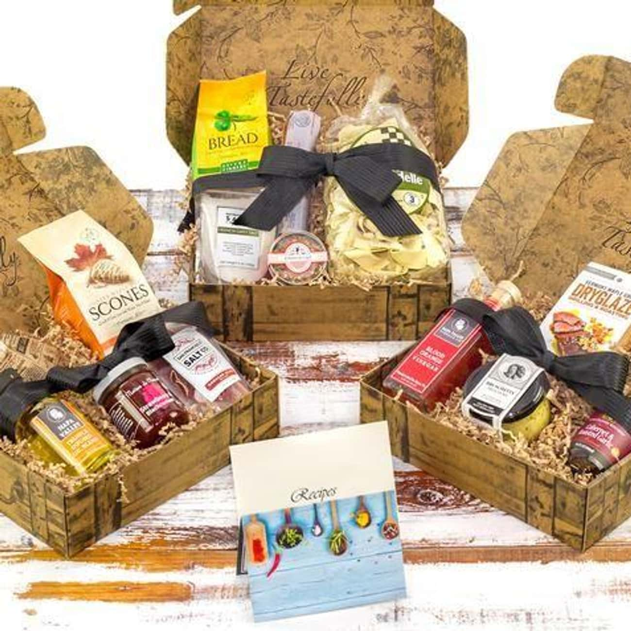 Taste Trunk is listed (or ranked) 4 on the list The Best Subscription Boxes for Snackers