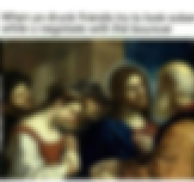 Jesus Is The Ultimate Designat... is listed (or ranked) 1 on the list The 12 Greatest Jesus Memes of All Time
