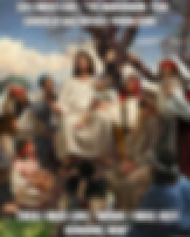 Jesus Is Just Kidding Around is listed (or ranked) 4 on the list The 12 Greatest Jesus Memes of All Time