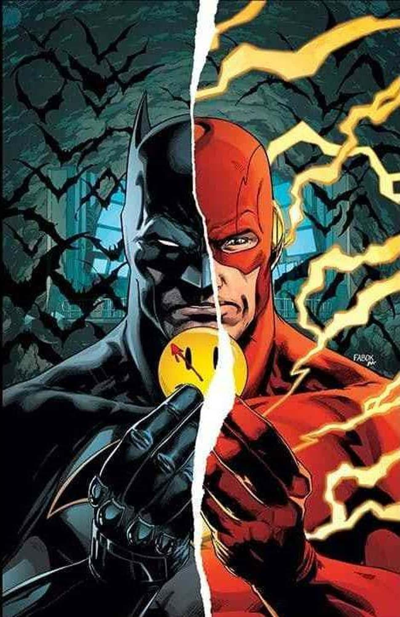 "The Story Was Set Up In 2016 With DC's Rebirth And ""The Button"""