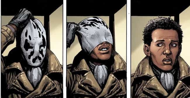 A New Rorschach Has Risen, And... is listed (or ranked) 4 on the list We Finally Know What Happens After The End Of Watchmen, And It's Awesome