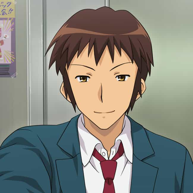 Kiss Your Own Ass is listed (or ranked) 3 on the list The Best Haruhi Suzumiya Quotes