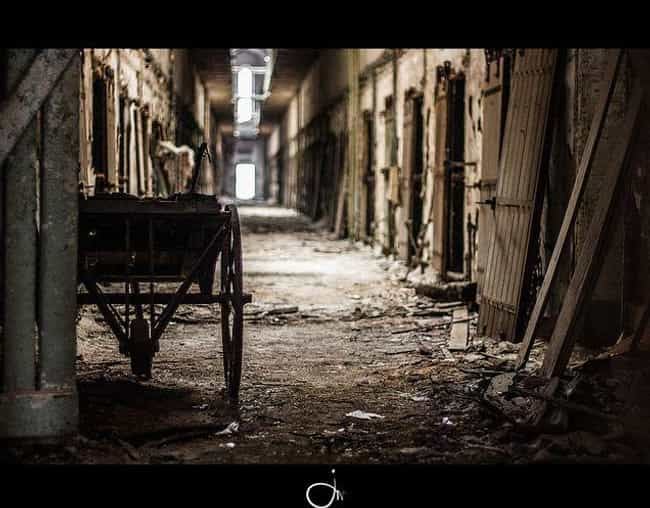 Ghosts Have Been Known To Atta... is listed (or ranked) 1 on the list The Prison That Once Held Al Capone Is Now Haunted And Decrepit