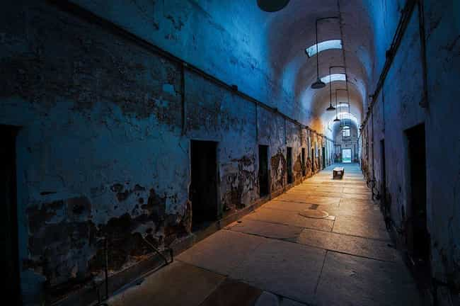 Someone Still Lives In Cellblo... is listed (or ranked) 3 on the list The Prison That Once Held Al Capone Is Now Haunted And Decrepit