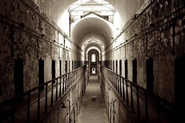 The Ghosts Have Been Recorded is listed (or ranked) 2 on the list The Prison That Once Held Al Capone Is Now Haunted And Decrepit