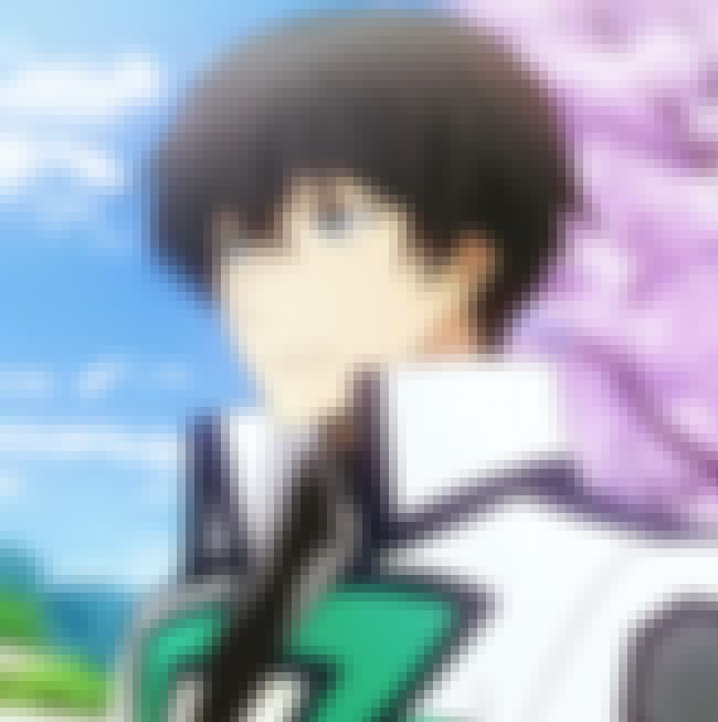 Discrimination is listed (or ranked) 4 on the list The Best The Irregular at Magic High School Quotes