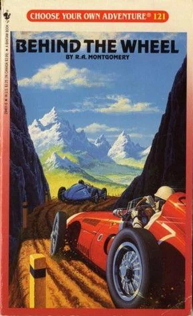 'Behind The Wheel' Force... is listed (or ranked) 6 on the list The Scariest 'Choose Your Own Adventure Books' That Terrified You As A Child
